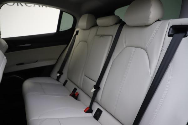 New 2020 Alfa Romeo Stelvio Ti Q4 for sale Sold at Alfa Romeo of Westport in Westport CT 06880 18