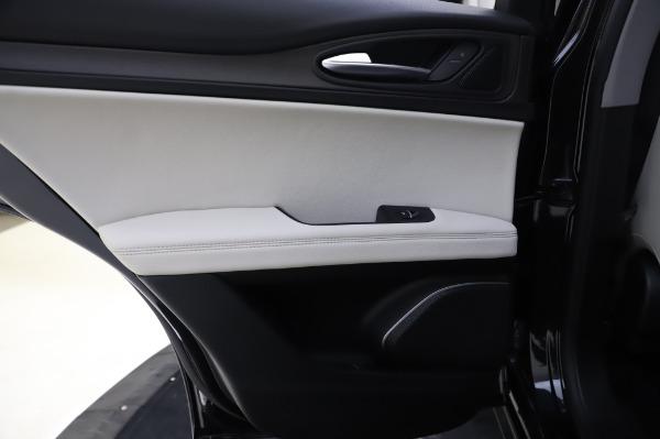 New 2020 Alfa Romeo Stelvio Ti Q4 for sale Sold at Alfa Romeo of Westport in Westport CT 06880 21