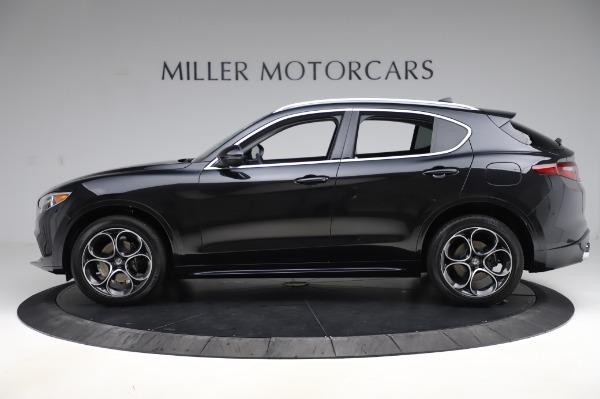 New 2020 Alfa Romeo Stelvio Ti Q4 for sale Sold at Alfa Romeo of Westport in Westport CT 06880 3