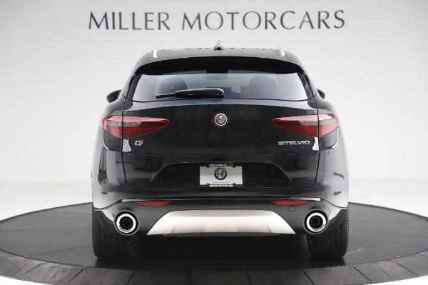 New 2020 Alfa Romeo Stelvio Ti Q4 for sale Sold at Alfa Romeo of Westport in Westport CT 06880 6
