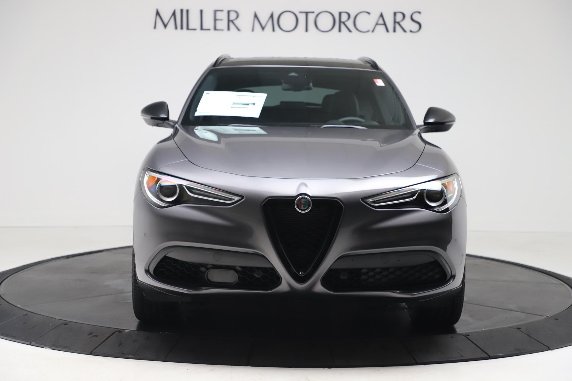 New 2020 Alfa Romeo Stelvio Ti Q4 for sale $51,045 at Alfa Romeo of Westport in Westport CT 06880 1