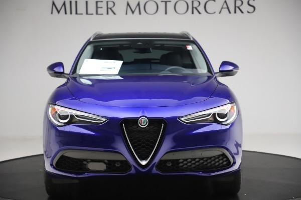 New 2020 Alfa Romeo Stelvio Ti Q4 for sale $50,695 at Alfa Romeo of Westport in Westport CT 06880 12