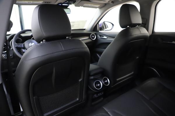 New 2020 Alfa Romeo Stelvio Ti Q4 for sale $50,695 at Alfa Romeo of Westport in Westport CT 06880 19