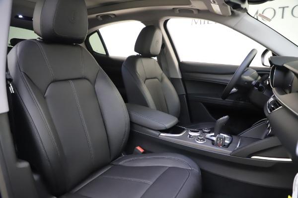 New 2020 Alfa Romeo Stelvio Ti Q4 for sale $50,695 at Alfa Romeo of Westport in Westport CT 06880 21
