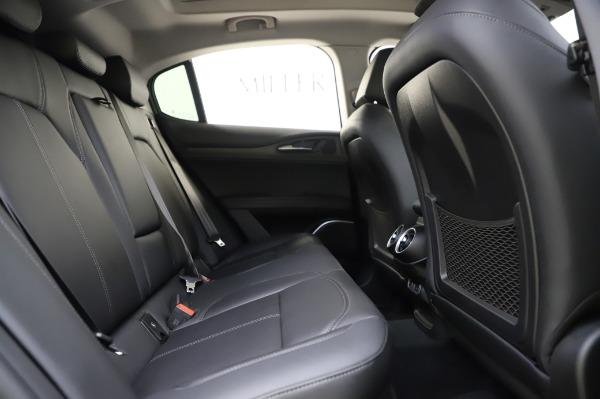 New 2020 Alfa Romeo Stelvio Ti Q4 for sale $50,695 at Alfa Romeo of Westport in Westport CT 06880 26