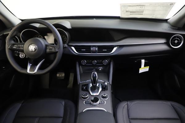 New 2020 Alfa Romeo Stelvio Ti Q4 for sale $50,695 at Alfa Romeo of Westport in Westport CT 06880 28
