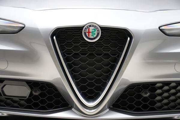 New 2020 Alfa Romeo Giulia Ti Q4 for sale Sold at Alfa Romeo of Westport in Westport CT 06880 13