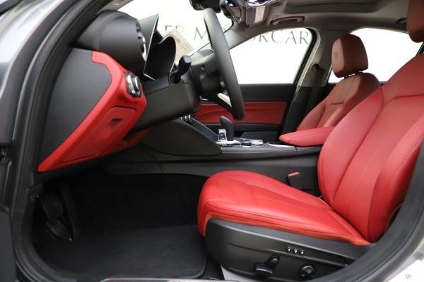 New 2020 Alfa Romeo Giulia Ti Q4 for sale Sold at Alfa Romeo of Westport in Westport CT 06880 15