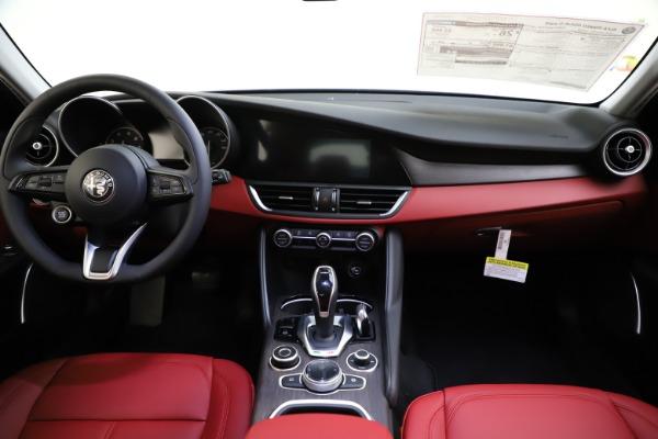 New 2020 Alfa Romeo Giulia Ti Q4 for sale Sold at Alfa Romeo of Westport in Westport CT 06880 17