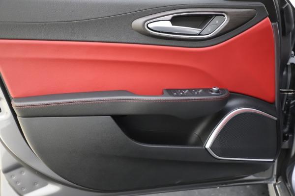New 2020 Alfa Romeo Giulia Ti Q4 for sale Sold at Alfa Romeo of Westport in Westport CT 06880 18