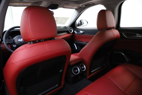 New 2020 Alfa Romeo Giulia Ti Q4 for sale Sold at Alfa Romeo of Westport in Westport CT 06880 21