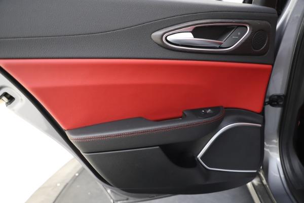 New 2020 Alfa Romeo Giulia Ti Q4 for sale Sold at Alfa Romeo of Westport in Westport CT 06880 22