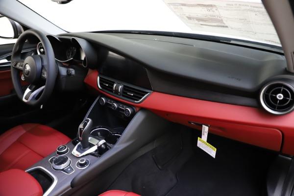 New 2020 Alfa Romeo Giulia Ti Q4 for sale Sold at Alfa Romeo of Westport in Westport CT 06880 25
