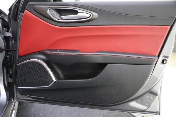 New 2020 Alfa Romeo Giulia Ti Q4 for sale Sold at Alfa Romeo of Westport in Westport CT 06880 26