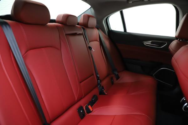 New 2020 Alfa Romeo Giulia Ti Q4 for sale Sold at Alfa Romeo of Westport in Westport CT 06880 27