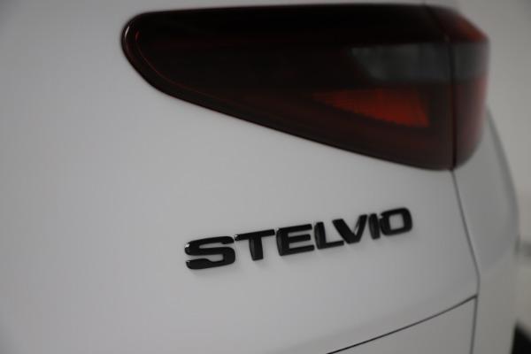 New 2020 Alfa Romeo Stelvio Ti Sport Q4 for sale $54,345 at Alfa Romeo of Westport in Westport CT 06880 15