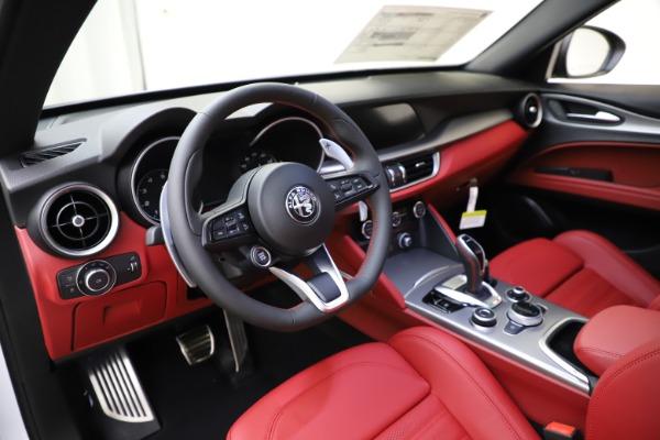 New 2020 Alfa Romeo Stelvio Ti Sport Q4 for sale $54,345 at Alfa Romeo of Westport in Westport CT 06880 19