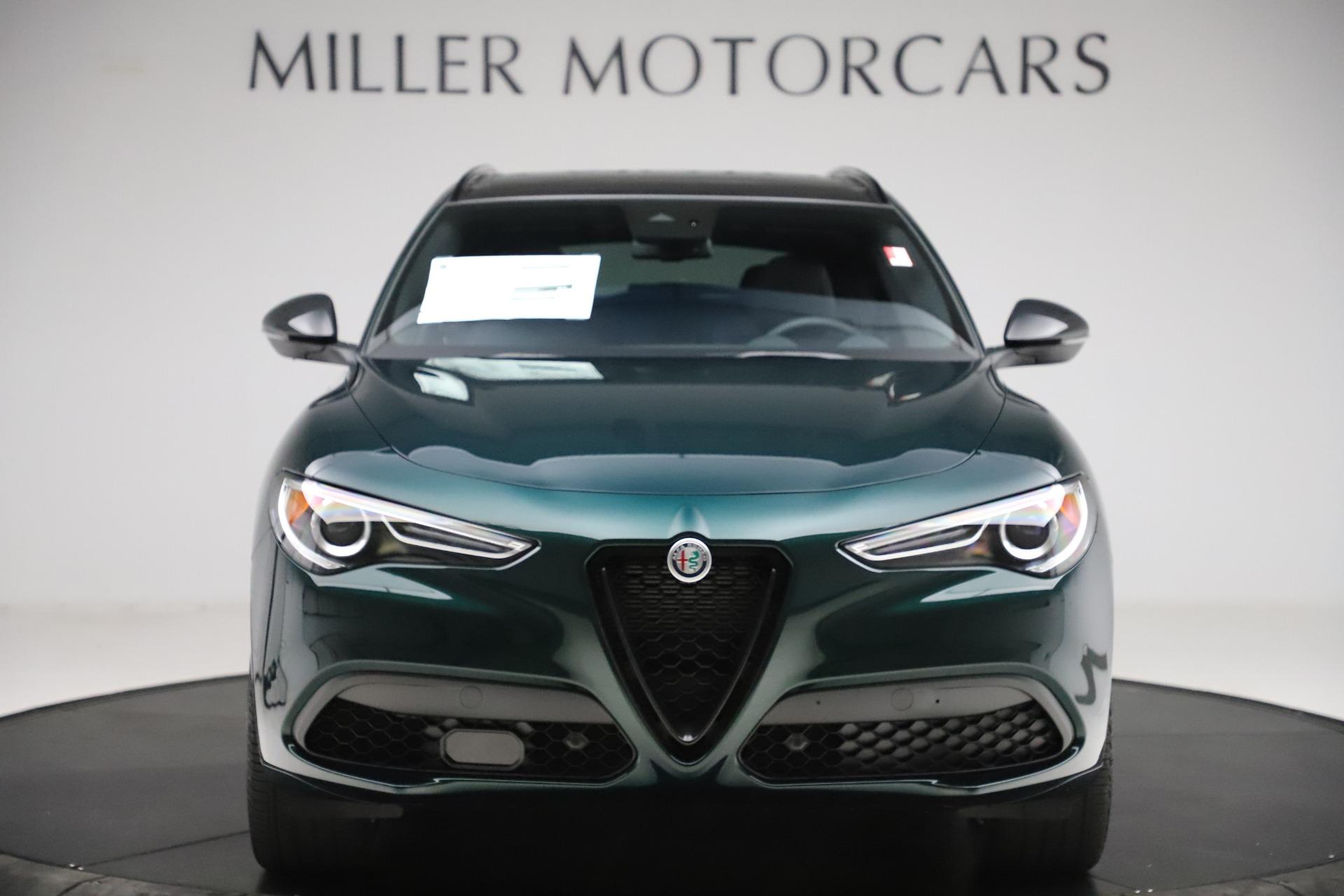 New 2020 Alfa Romeo Stelvio Q4 for sale $49,045 at Alfa Romeo of Westport in Westport CT 06880 1
