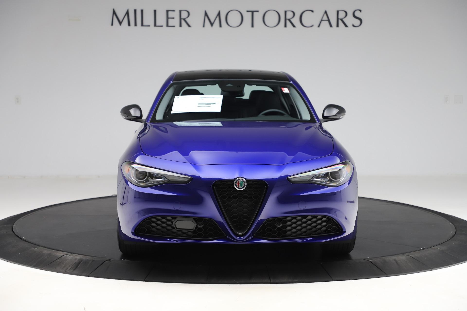 New 2020 Alfa Romeo Giulia Ti Sport Q4 for sale $52,995 at Alfa Romeo of Westport in Westport CT 06880 1