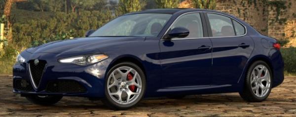 New 2020 Alfa Romeo Giulia Ti Q4 for sale $47,795 at Alfa Romeo of Westport in Westport CT 06880 1
