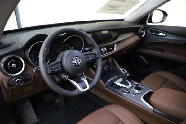 New 2020 Alfa Romeo Stelvio Sport Q4 for sale $50,895 at Alfa Romeo of Westport in Westport CT 06880 13