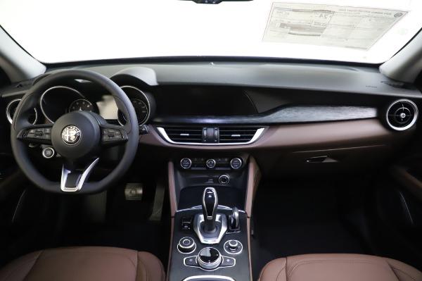 New 2020 Alfa Romeo Stelvio Sport Q4 for sale $50,895 at Alfa Romeo of Westport in Westport CT 06880 16