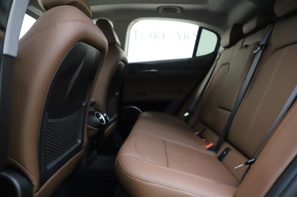 New 2020 Alfa Romeo Stelvio Sport Q4 for sale $50,895 at Alfa Romeo of Westport in Westport CT 06880 19