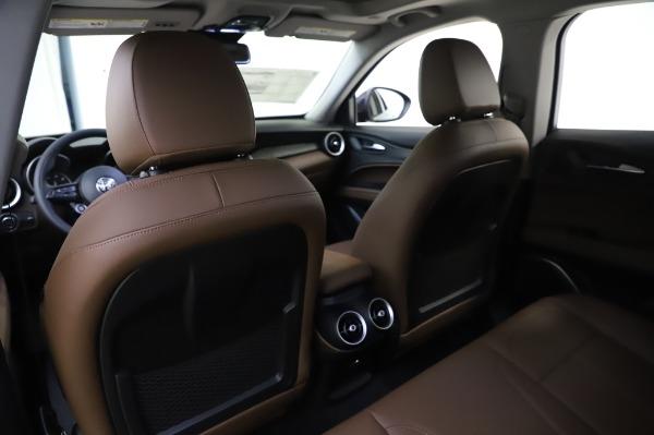 New 2020 Alfa Romeo Stelvio Sport Q4 for sale $50,895 at Alfa Romeo of Westport in Westport CT 06880 20