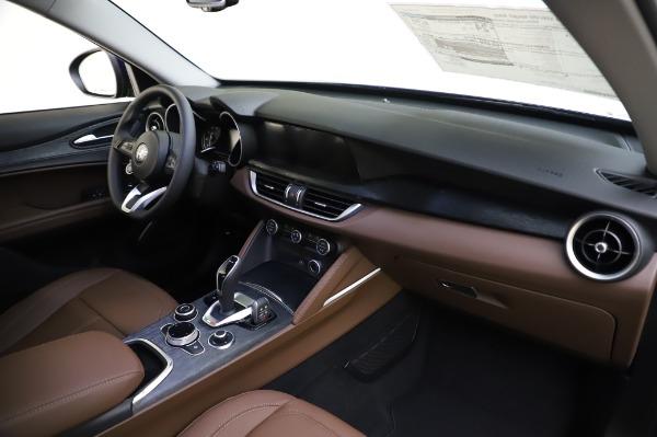 New 2020 Alfa Romeo Stelvio Sport Q4 for sale $50,895 at Alfa Romeo of Westport in Westport CT 06880 24