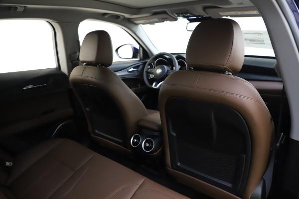 New 2020 Alfa Romeo Stelvio Sport Q4 for sale $50,895 at Alfa Romeo of Westport in Westport CT 06880 28