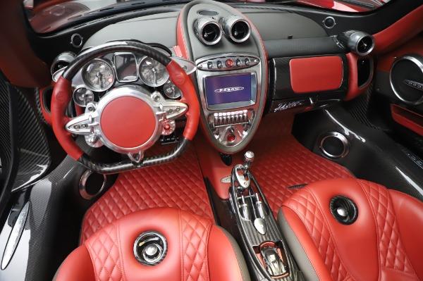 Used 2017 Pagani Huayra Roadster for sale Call for price at Alfa Romeo of Westport in Westport CT 06880 23