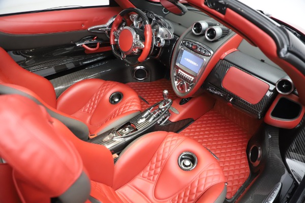 Used 2017 Pagani Huayra Roadster for sale Call for price at Alfa Romeo of Westport in Westport CT 06880 25