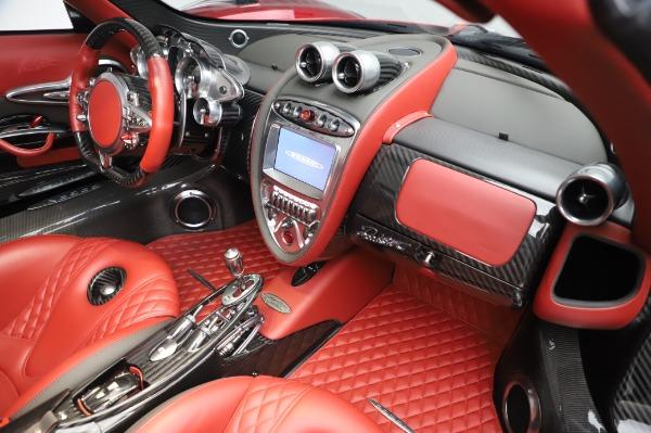 Used 2017 Pagani Huayra Roadster for sale Call for price at Alfa Romeo of Westport in Westport CT 06880 27