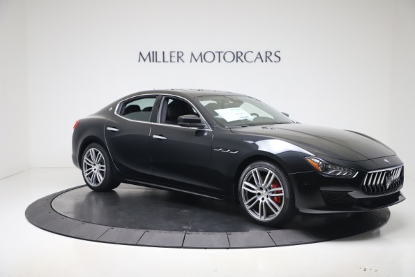 New 2020 Maserati Ghibli S Q4 for sale $87,285 at Alfa Romeo of Westport in Westport CT 06880 10