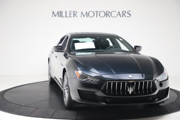 New 2020 Maserati Ghibli S Q4 for sale $87,285 at Alfa Romeo of Westport in Westport CT 06880 11