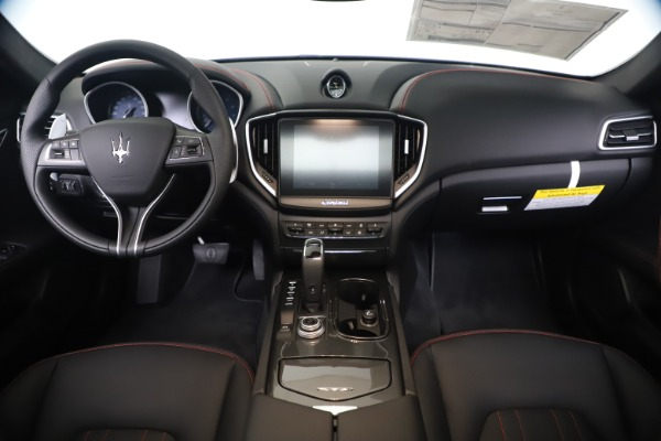 New 2020 Maserati Ghibli S Q4 for sale $87,285 at Alfa Romeo of Westport in Westport CT 06880 16