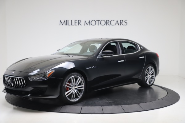 New 2020 Maserati Ghibli S Q4 for sale $87,285 at Alfa Romeo of Westport in Westport CT 06880 2