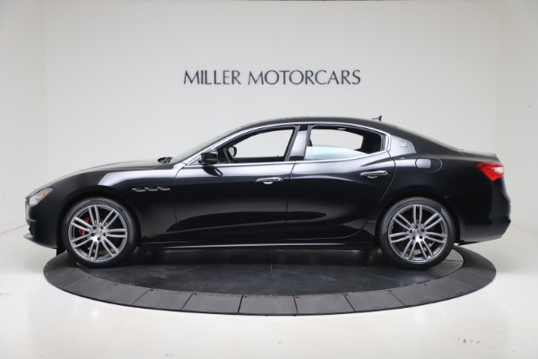 New 2020 Maserati Ghibli S Q4 for sale $87,285 at Alfa Romeo of Westport in Westport CT 06880 3