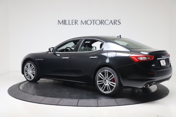 New 2020 Maserati Ghibli S Q4 for sale $87,285 at Alfa Romeo of Westport in Westport CT 06880 4