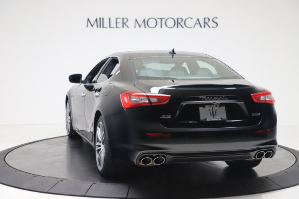 New 2020 Maserati Ghibli S Q4 for sale $87,285 at Alfa Romeo of Westport in Westport CT 06880 5