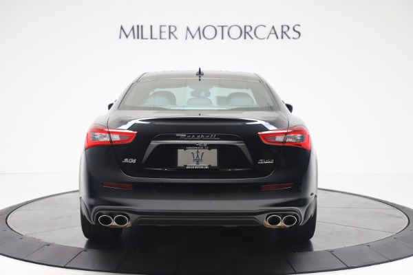 New 2020 Maserati Ghibli S Q4 for sale $87,285 at Alfa Romeo of Westport in Westport CT 06880 6