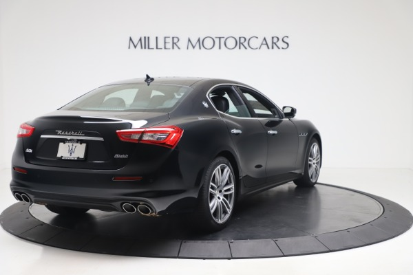 New 2020 Maserati Ghibli S Q4 for sale $87,285 at Alfa Romeo of Westport in Westport CT 06880 7