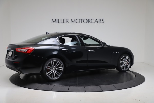 New 2020 Maserati Ghibli S Q4 for sale $87,285 at Alfa Romeo of Westport in Westport CT 06880 8