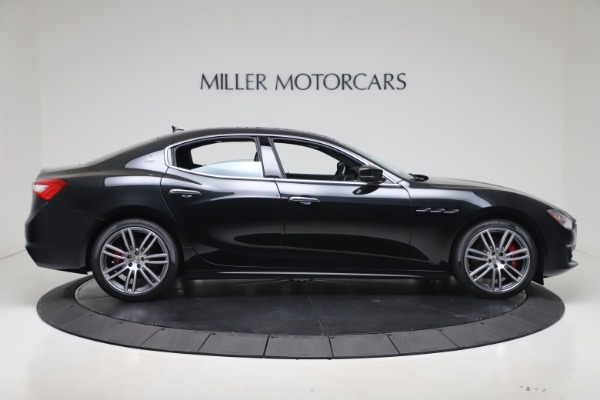 New 2020 Maserati Ghibli S Q4 for sale $87,285 at Alfa Romeo of Westport in Westport CT 06880 9