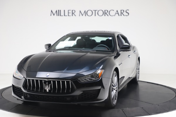 New 2020 Maserati Ghibli S Q4 for sale $87,285 at Alfa Romeo of Westport in Westport CT 06880 1