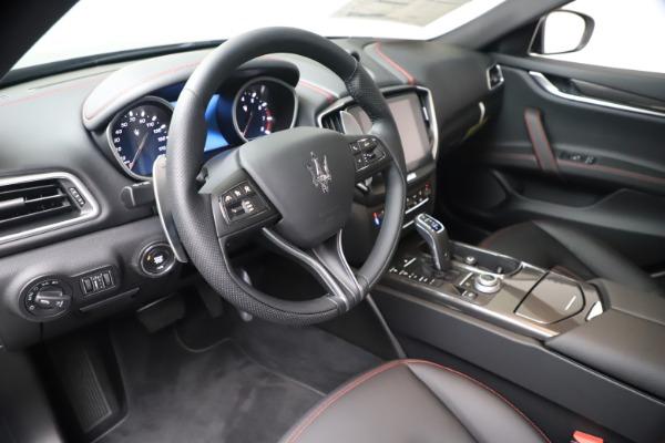 New 2020 Maserati Ghibli S Q4 for sale Sold at Alfa Romeo of Westport in Westport CT 06880 13