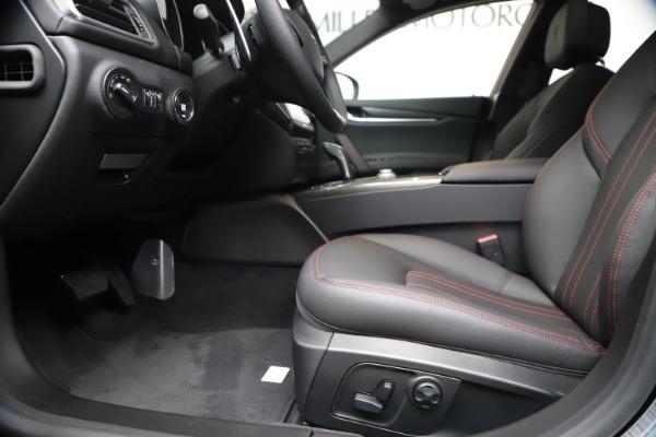 New 2020 Maserati Ghibli S Q4 for sale Sold at Alfa Romeo of Westport in Westport CT 06880 14