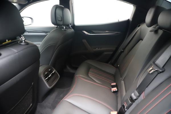 New 2020 Maserati Ghibli S Q4 for sale Sold at Alfa Romeo of Westport in Westport CT 06880 19