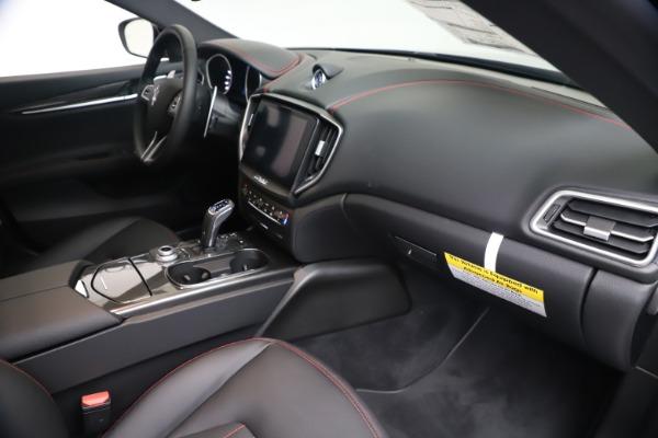 New 2020 Maserati Ghibli S Q4 for sale Sold at Alfa Romeo of Westport in Westport CT 06880 22