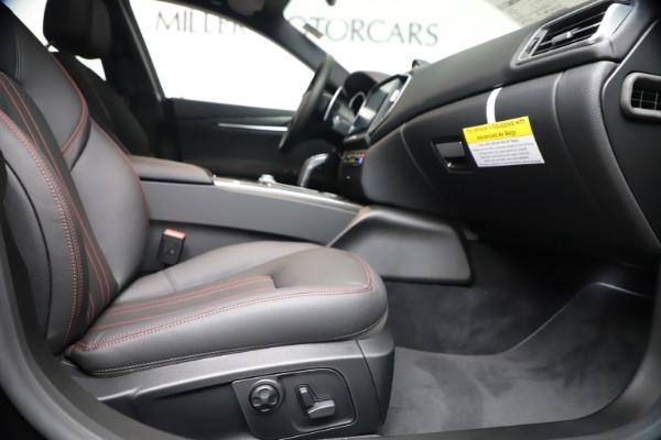 New 2020 Maserati Ghibli S Q4 for sale Sold at Alfa Romeo of Westport in Westport CT 06880 23